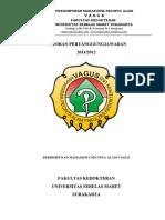 Format LPJ Ormawa