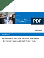 Sesion 02 - Disenando Aplicaciones Web ASP.net MVC