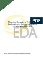 Manual de Execução MT e BTE