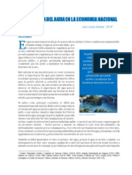 LA IMPORTANCIA DEL AGUA PARA LA ECONOMIA NACIONAL.pdf