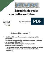 Administración de Redes Con Software Libre