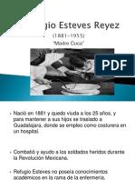 Refugio Esteves Reyez