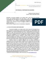 Fausto de Pessoa - A Vertigem Da Alegoria