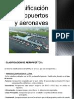 Clasificación de Aeropuertos y Aeronaves