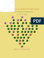 M. Vento, P. Foggia, Algoritmi e Strutture Dati (Ed. 1.3) (2010)