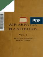 (1918) Air Service Handbook