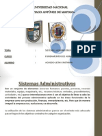 sistemasadministrativo, diapositiva