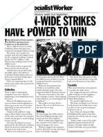 Bus Workers Have Power to Win