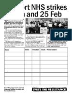 Healthworkers Pledge Sheet 120115
