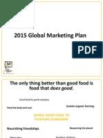 Marketing Plan Q1 2015