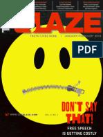 TheBlaze Magazine Interview