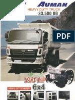 Parts Catalogue FOTON TRUCK Version:9 Series -TC-19
