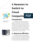 Cloud Computing Paper