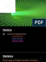 hackers - daniel chabachevitch jake benlolo jacob cohen adam gould