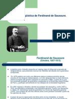 Saussure Ferdinand Curso de Lingüística general