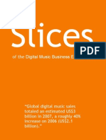 Slices of the Digital Music Business Early 2008