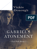 Excerpt  of Gabriel's Atonement by Vickie McDonough