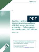 Conflictos Ambientales M.waltER Mar09 Final