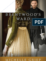 Excerpt of Brentwood's Ward by Michelle Griep
