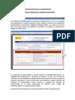 Hotg0108-Especificaciones Para La Elaboración Actividades y Pruebas