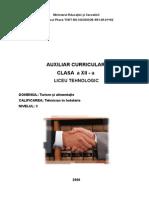Organizarea Resurselor Umane_aux Curricular