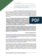Proyecto Interdisciplinario Socio Eco Comunitario APADEA OVA