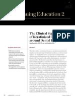 Keratinizedtissuearoundimplants