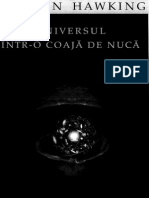 Stephen Hawking-Universul Intr-o Coaja de Nuca-Humanitas (2004)
