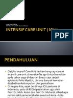 Intensif Care Unit ( Icu )