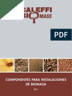Componentes Instalacions Biomasa (2011)