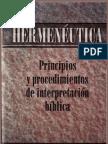 Henry a. Virkler - Hermeneutica