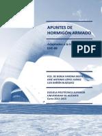 Apuntes 2012-13 calculo estructuras hormigon