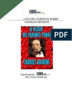 Charles Dickens -Relato Del Pariente Pobre, El