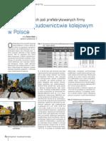 25 lat żelebetowych pali prefabrykowanych firmy Aarsleff w Polsce