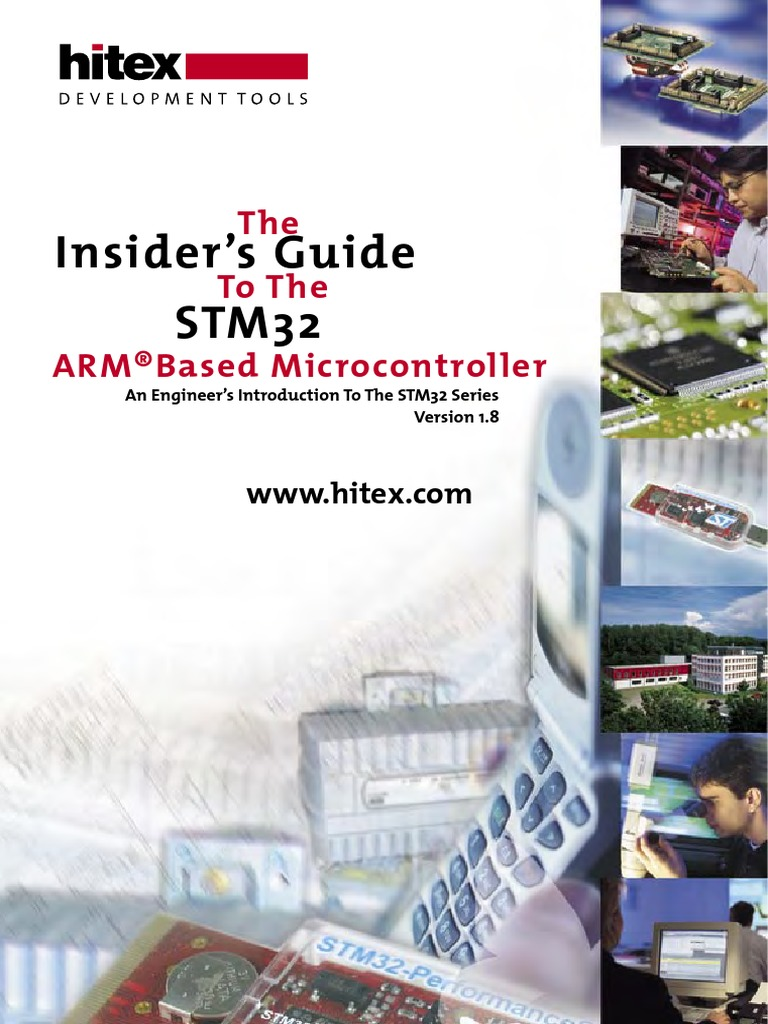 STM32 Insider Guide | Arm Architecture | Central Processing Unit