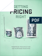 Getting Pricing Right 1 1