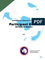Antartica Participant Guide 2014-16