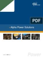 Alpha Catalog