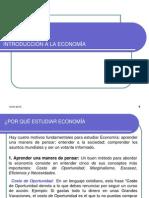 I Unidad Introducción a La Economía