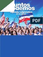 Plataforma Legislativa de ARENA 2015 -2018