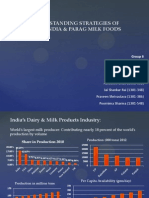 Indian Dairy Industry Overview