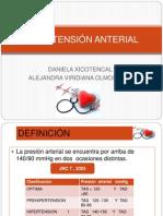 Hipertensión Anterial