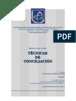 Modulo Técnicas de Conciliaicón
