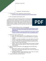 assignment1 info literacy