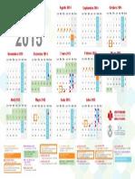 Calendario Escolar UPV 2014-15