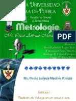 Práctica 1 metrología