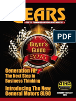 GEARS Buyer's Guide 2015 Issue - January/February 2015