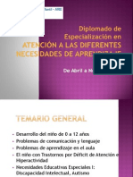 Diplomado Aprendizaje 2015