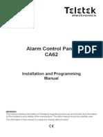 Alarm Contro CA62 1