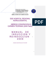 Manual de Induccion y Reinduccion Ese Hrno